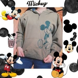 Mickey Mouse Hoodie💓🖤
